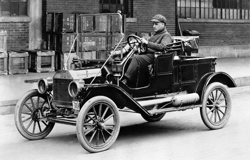 Le Fordisme - Ford T