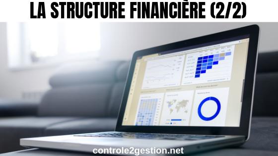 La structure financière