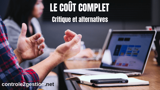 Coût complet - Critique et alternatives