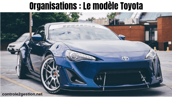 Toyota : Le lean manufacturing