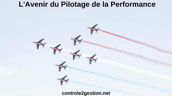 Avenir Pilotage de la performance
